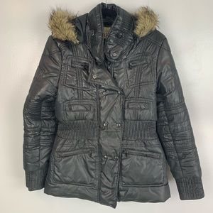 BKE fitted puffer coat